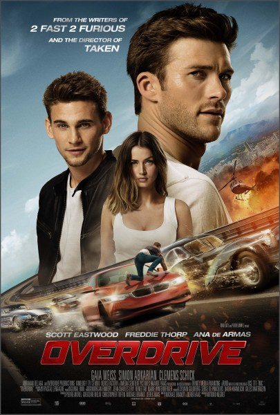 Overdrive poster (Paramount Pictures)