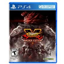 Street Fighter V: Arcade Edition PlayStation 4 (Capcom)