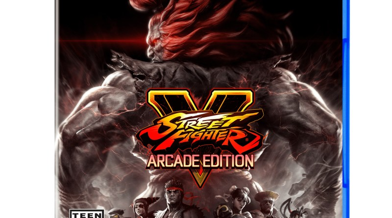 Street Fighter V: Arcade Edition PlayStation 4 (Capcom)