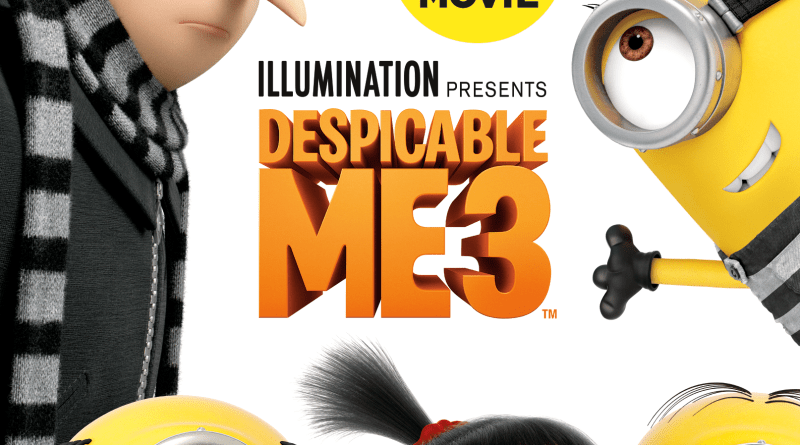 Despicable me 3 home release info nothing but geek Hd home me