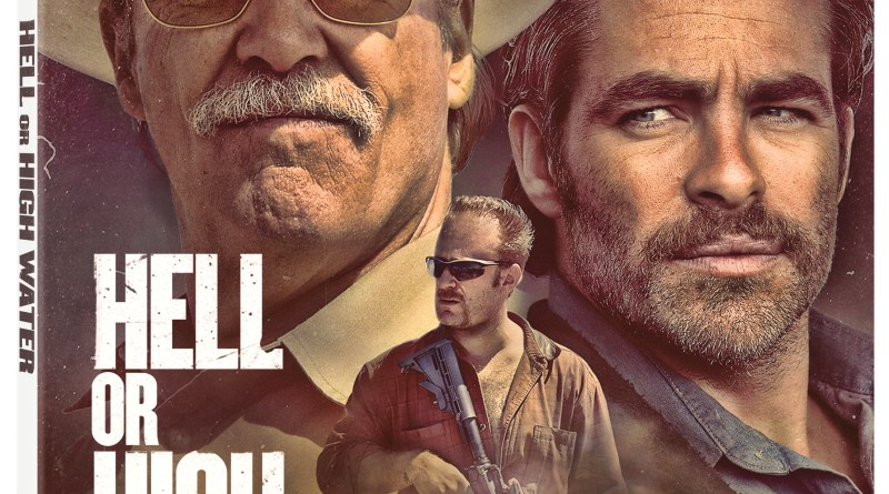 Hell Or High Water 4K Ultra HD (Lionsgate Home Entertainment)