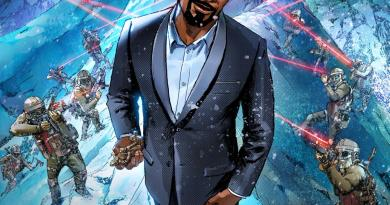 """Common Joins Forces with LINE Webtoon on comic series """"Caster"""""""