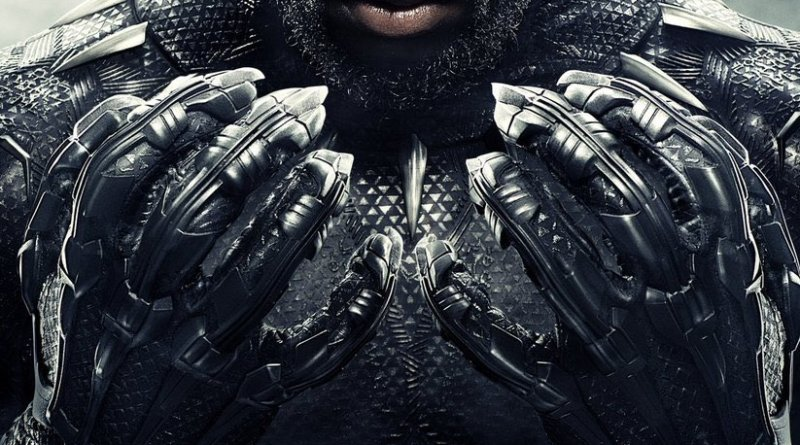 Marvel's Black Panther character poster (Marvel Studios)