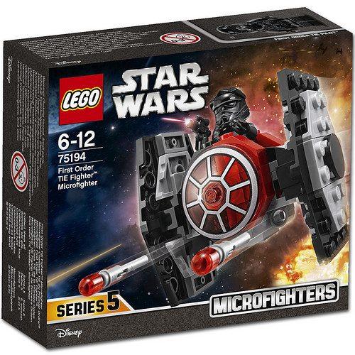 LEGO Star Wars First Order TIE Fighter 75194