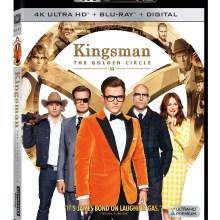 Kingsman: The Golden Circle 4K Ultra HD/Blu-Ray/Digital HD (20th Century Fox Home Entertainment)