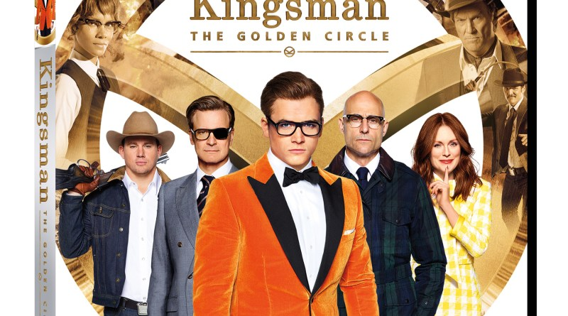 Kingsman: The Golden Circle 4K Ultra HD/Blu-Ray/Digital HD (20th Century Fox Home Entertainment)