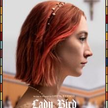 Lady Bird poster (A24 Films)