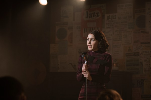The Marvelous Mrs. Maisel Season One still (Amazon Prime Video)