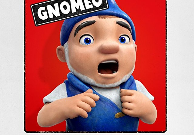 Sherlock Gnomes poster (Paramount Pictures)