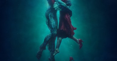 The Shape Of Water poster (Fox Searchlight)