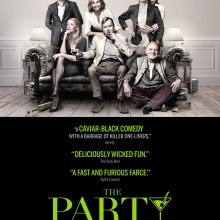 The Party poster (Roadside Attractions)