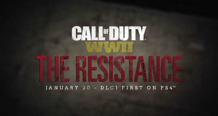 Call Of Duty: WWII The Resistance (Activision/Sledgehammer Games)