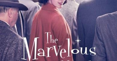 The Marvelous Mrs. Maisel Season One poster (Amazon Prime Video)