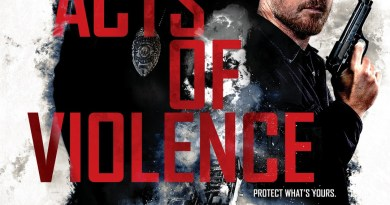 Acts Of Violence poster (Lionsgate Premiere)