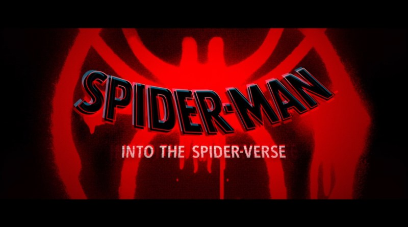 Spider-Man: Into The Spider-Verse screencap (Sony Pictures Animation)