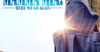 Mamma Mia! Here We Go Again poster (Universal Pictures)