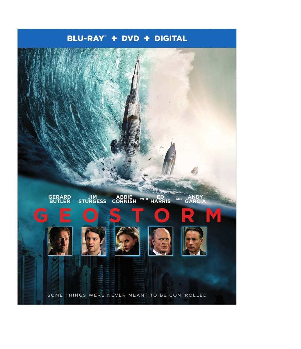 Warner Bros. Home Entertainment Announces Geostorm Home Info