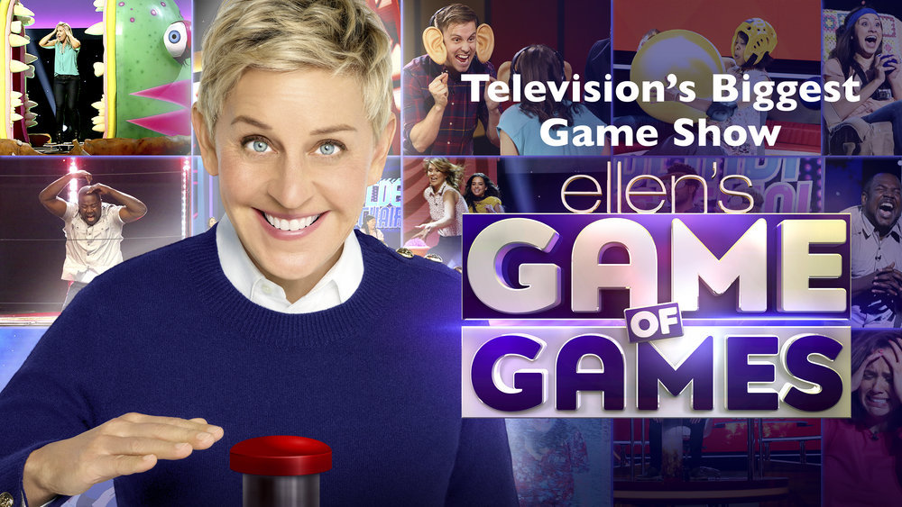 First Look At Ellen's Game Of Games