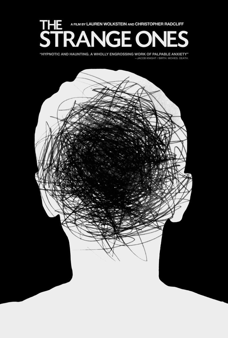 The Strange Ones poster (Vertical Entertainment/DIRECTV)