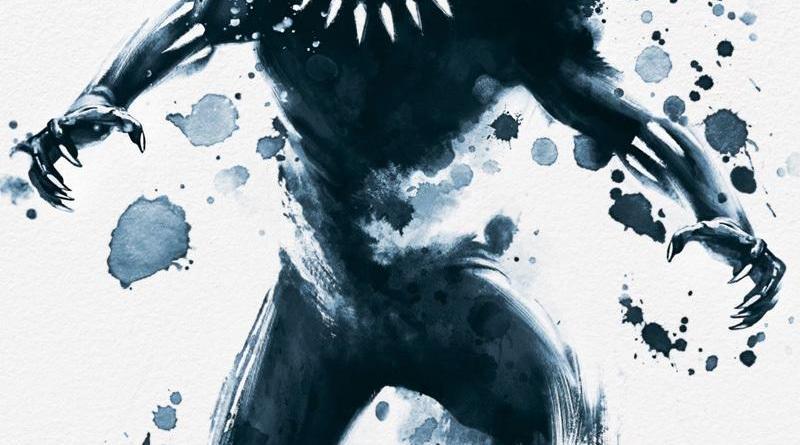 Black Panther poster (Marvel Studios)