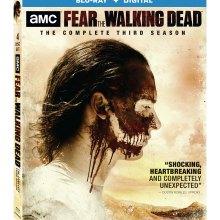 Fear The Walking Dead Season Three Blu-Ray/Digital HD cover(Lionsgate Home Entertainment)