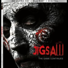 Jigsaw 4K Ultra HD Combo cover (Lionsgate Home Entertainment)