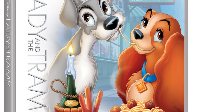 Lady And The Tramp Walt Disney Signature Collection