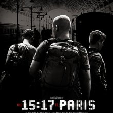 The 15:17 To Paris poster (Warner Bros. Pictures)