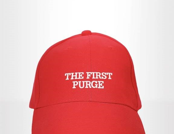 The First Purge poster (Universal Pictures)