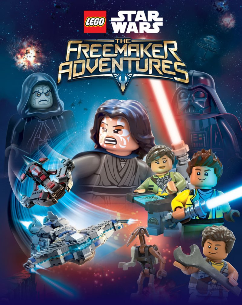 LEGO Star Wars: The Freemaker Adventures (Lucasfilm)