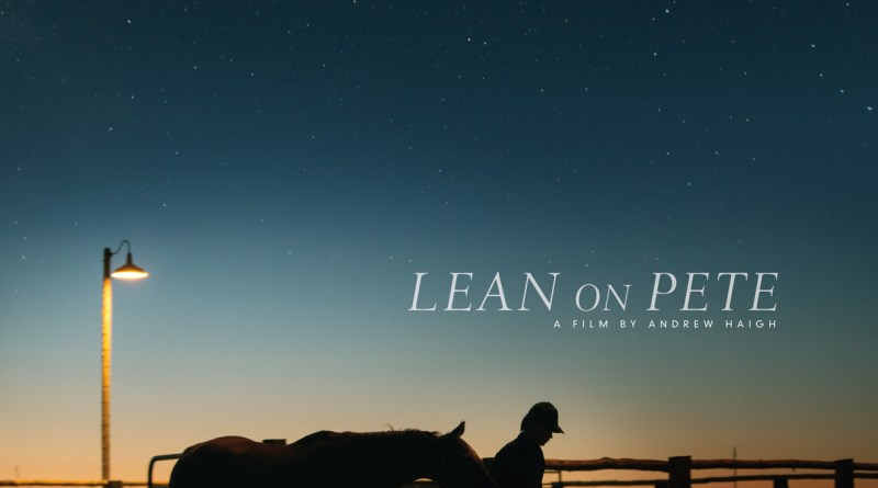 Lean On Pete poster (A24 Films)