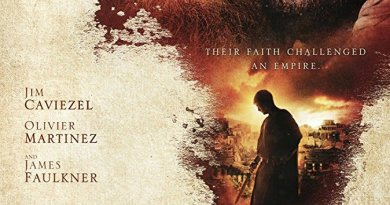 Paul, Apostle Of Christ poster (AFFIRM Films)