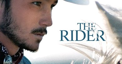 The Rider poster (Sony Pictures Classics)