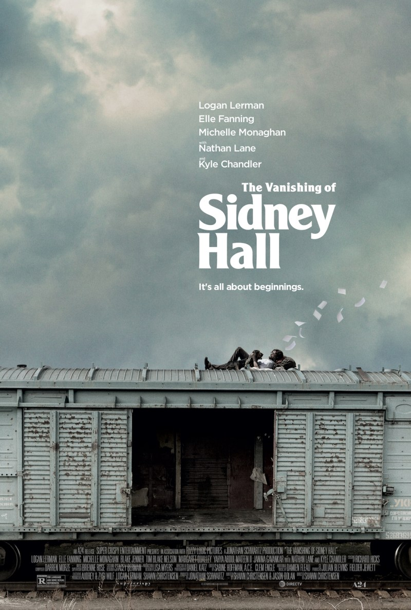 The Vanishing Of Sidney Hall poster (A24 Films)