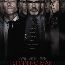 Spinning Man poster (Lionsgate Premiere)