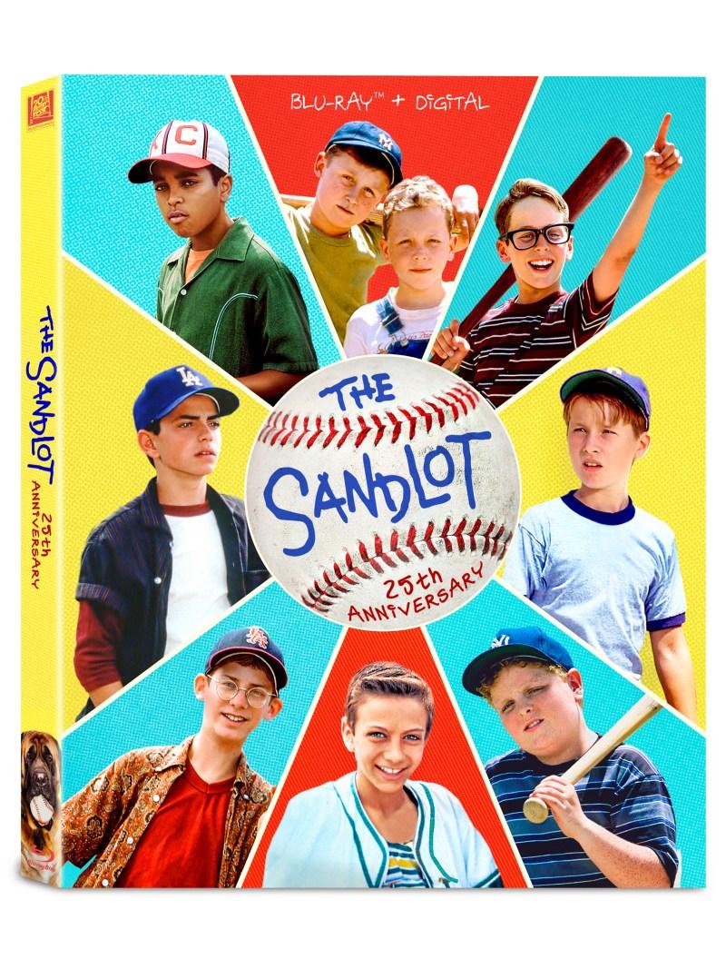 The Sandlot 25th Anniversary Collector Edition Blu-Ray (20th Century Fox Home Entertainment)