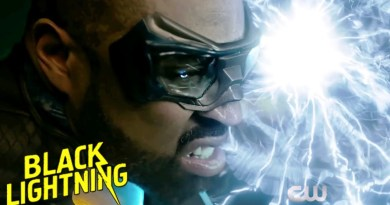"Black Lightning Episode Preview: ""Three Sevens-The Book of Thunder"" – The CW"