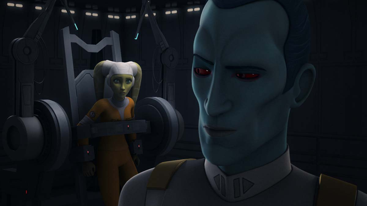 "Star Wars Rebels 4.10: ""Jedi Night"" Preview - Disney XD"