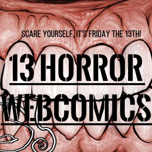 13 Horror Webcomics for FRIDAY THE 13TH! – A NBGeek Guide