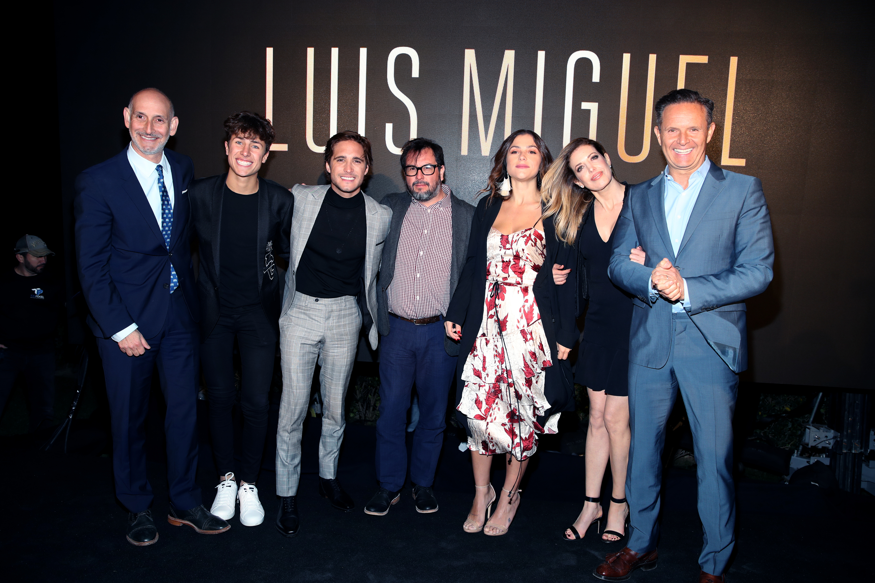 Luis Miguel La Serie LA Premiere Nothing But Geek