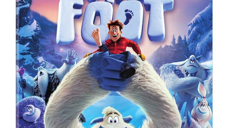 b732cb19587e REVIEW  Smallfoot Blu-Ray Combo Pack