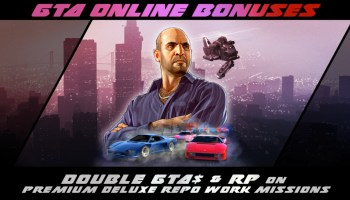 GTA Online: NEW Missile Base Series, FREE 250K GTA$, Discounts