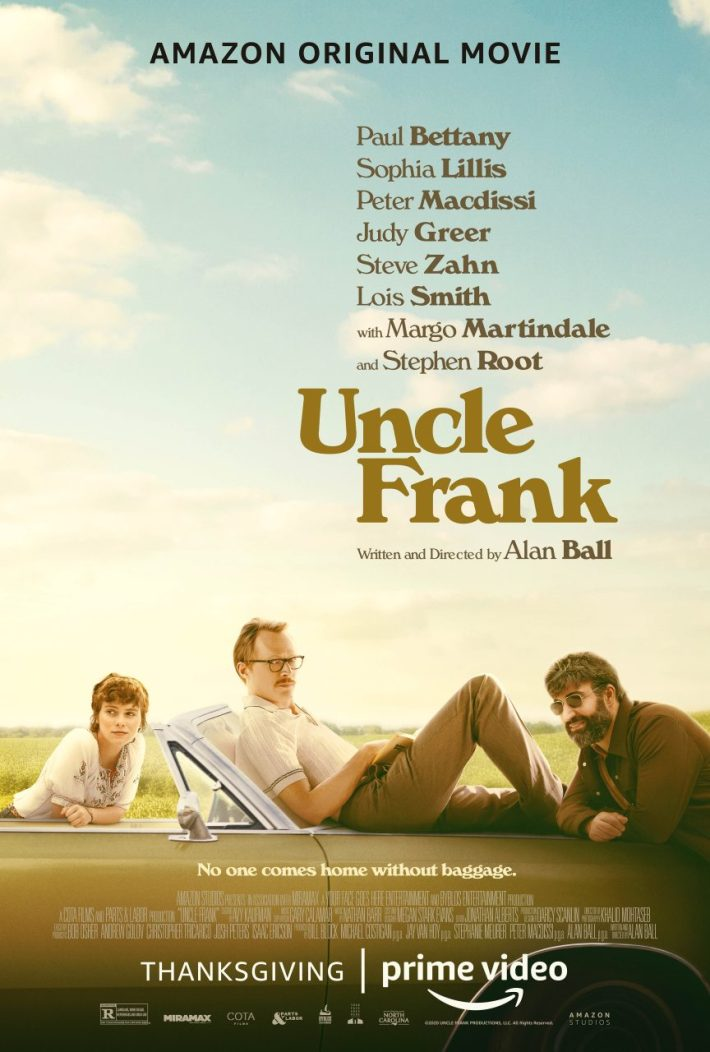 Uncle Frank Official Trailer And Poster   Nothing But Geek
