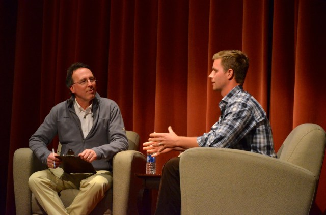 Steve Hauschka Comes Back to Middlebury to Talk about Life ...