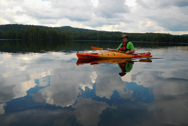 How to Relax On The Clouds at Grafton Pond