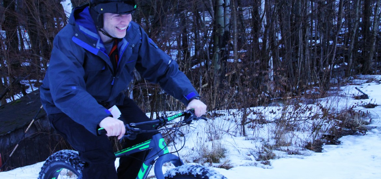 faf50b1b30b Fat Bike Adventure at Stratton Mountain
