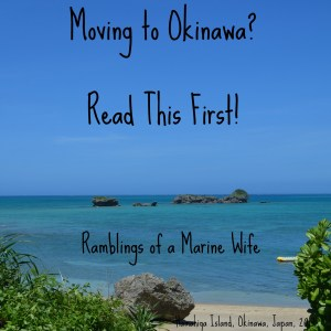 Moving to Okinawa? Read This First!