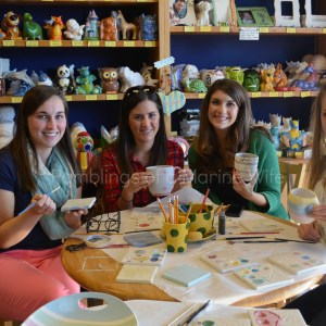 Our Monthly Blogger Meet-Up