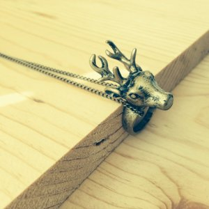 Rock Paper Style US Map Necklace Giveaway