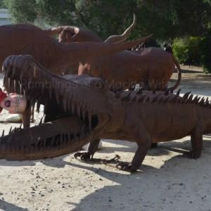Ricardo Breceda Sculpture Garden and Gallery